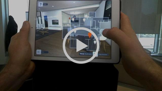 marketing experiencial maqueta virtual