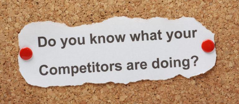 Análisis competencia marketing