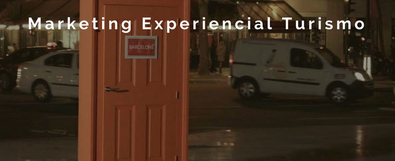 marketing experiencial turismo