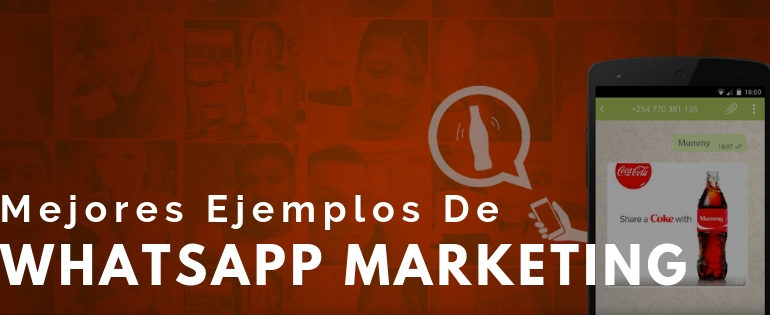 Ejemplos De Whatsapp Marketing Takub